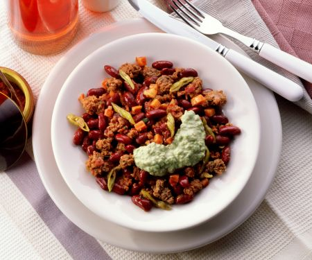 Spicy Red Bean Chili