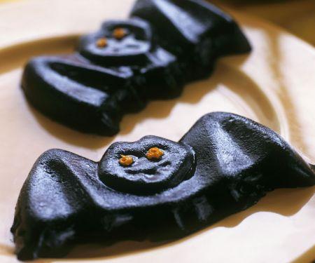 Spooky Blueberry Bat Gummies
