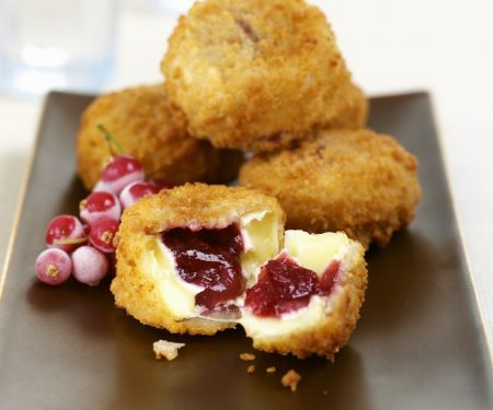 Stuffed and Fried Cheese