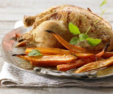 Stuffed Roast Chicken