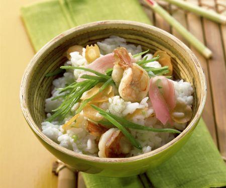 Sushi Rice Salad