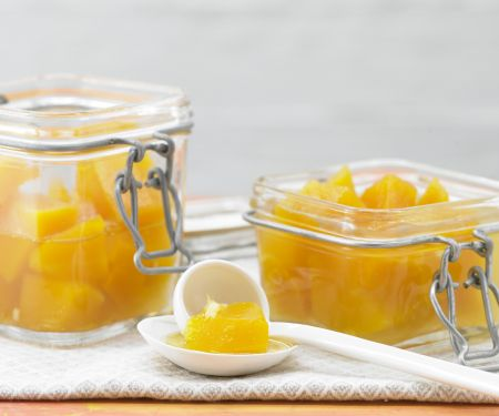 Sweet and Sour Pumpkin Compote