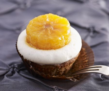 Sweet Citrus Individual Cakes