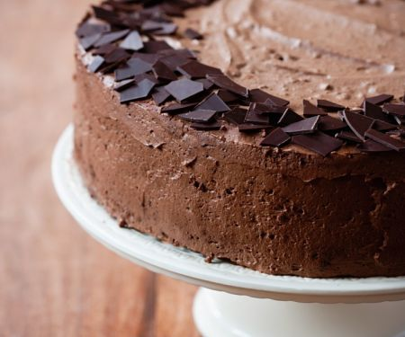 Sweet Mousse Gateau