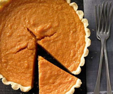 Sweet Potato Pie: A Thanksgiving favorite