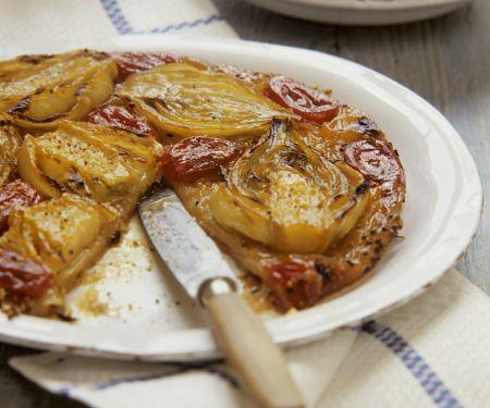 Caramelised Vegetable Tartlet