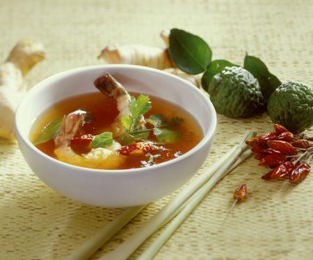 Thai-style Shrimp Broth