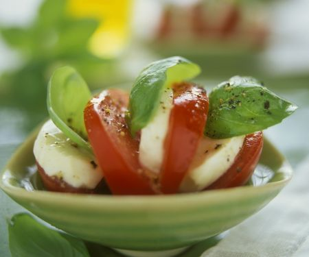 Tricolore Appetiser