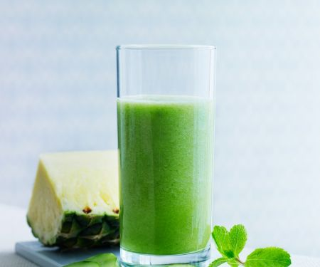 Tropical Green Juice
