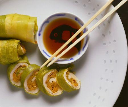 Turkey 'sushi'