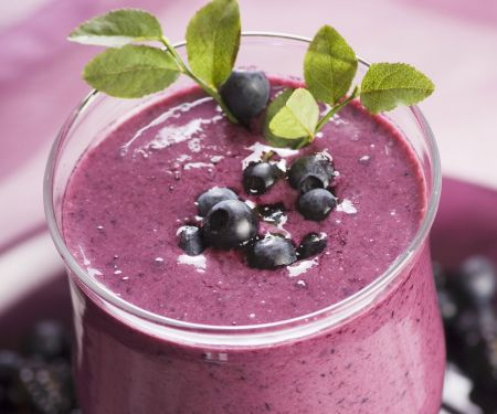 Two Berry Smoothie