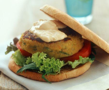 Veggie Patty Burgers
