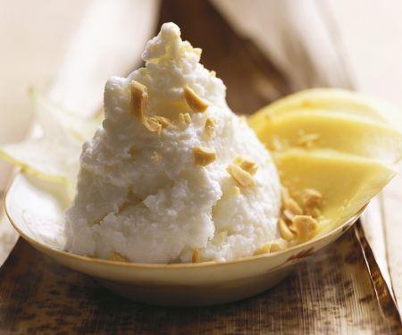 Vietnamese Coconut Ice Cream