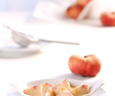 Vineyard Peach Gratin
