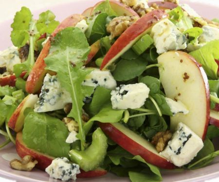 Waldorf Salad Recipe Blue Cheese