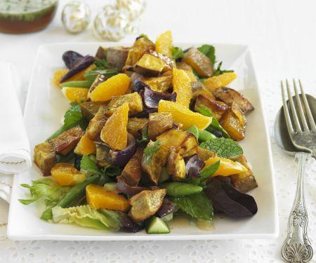 Warm Winter Salad