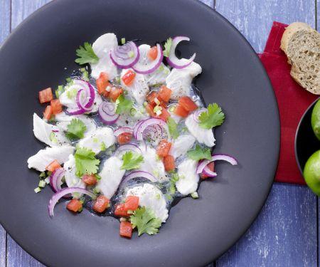 White Fish Ceviche