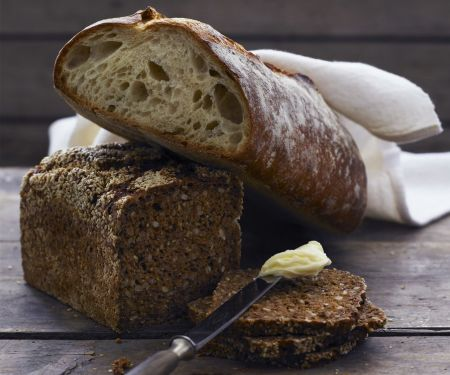 Wholemeal Sunflower Seed Loaf
