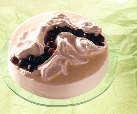 Wine Cream Cake