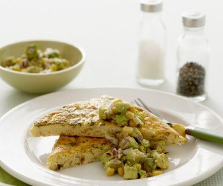 Zucchini Egg Tortilla