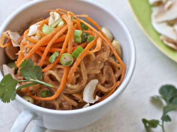 5 Minute Asian Noodle Cup