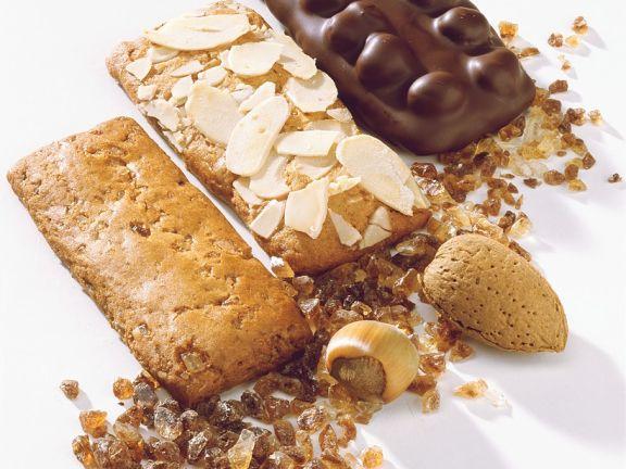 Aachener Printen (Molasses Spice Biscuits)