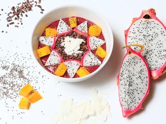 Acai Bowl with Exotic Fruit