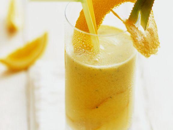Aloe Drink with Orange