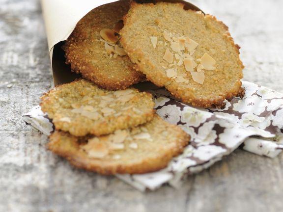 Ancient grain cookies