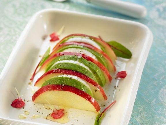 Apple and Avocado Salad
