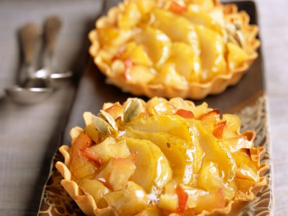 Apple and Pear Tarts