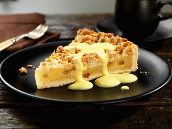 Apple Crisp Tart