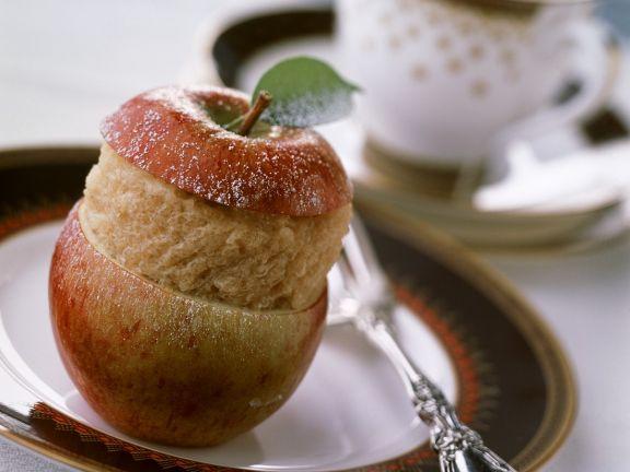 Apple-Lemon Sorbet