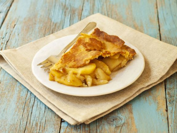 Apple Pie with Gluten-free Pastry