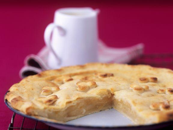 Apple-Potato Pie