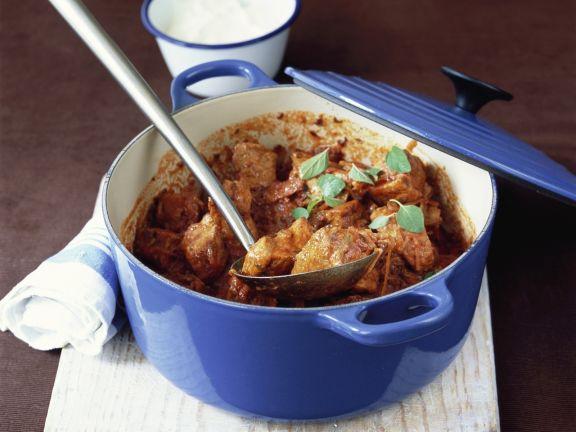 Aromatic Pork Stew