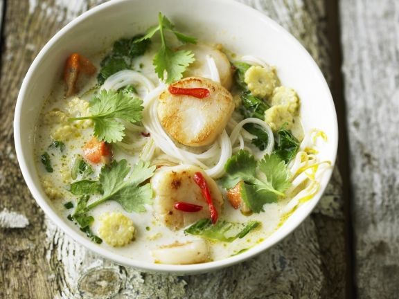 Aromatic Seafood Broth