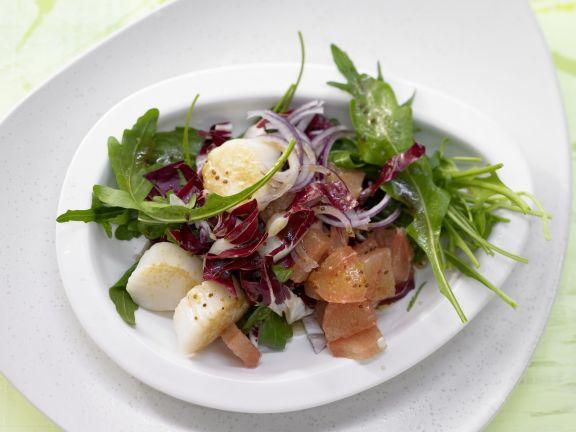 Arugula and Radicchio Salad