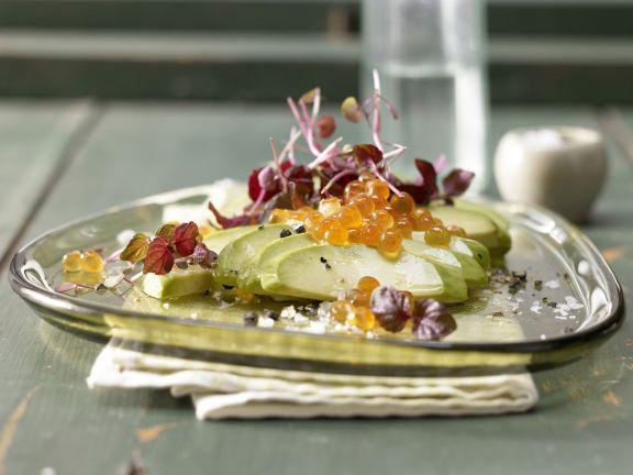 Asian Avocado Salad