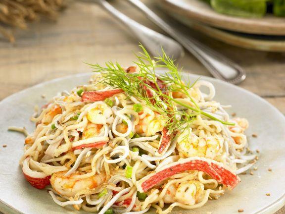 Asian Ocean Stir Fry