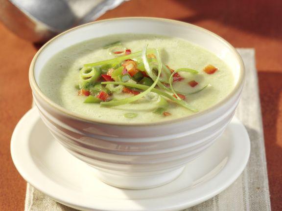 Asian Split Pea Soup