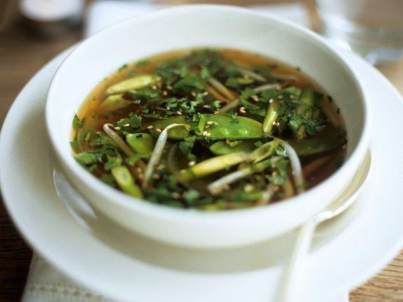 Asian-style Soup Bowl