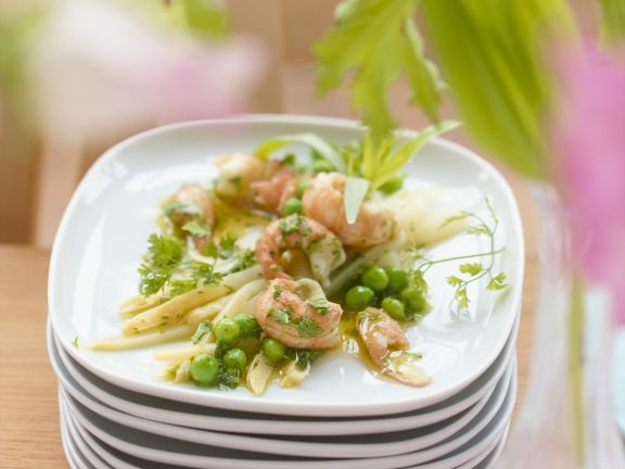 Asparagus Crab Salad