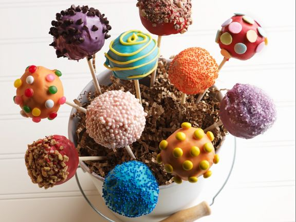 Assorted Cake Pops