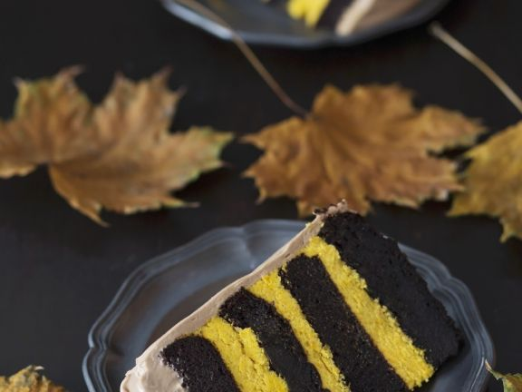 Autumn Layer Gateau