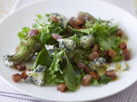 Bacon and Gorgonzola Salad