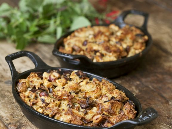 Baked Bread Stuffing