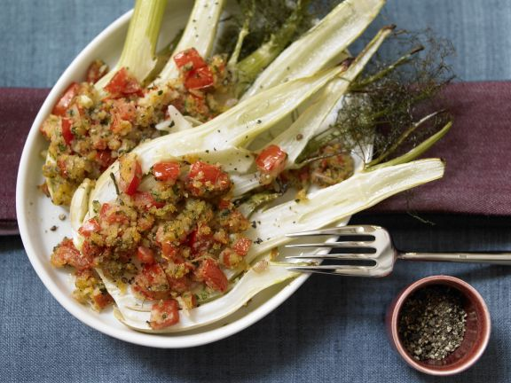 Baked Fennel