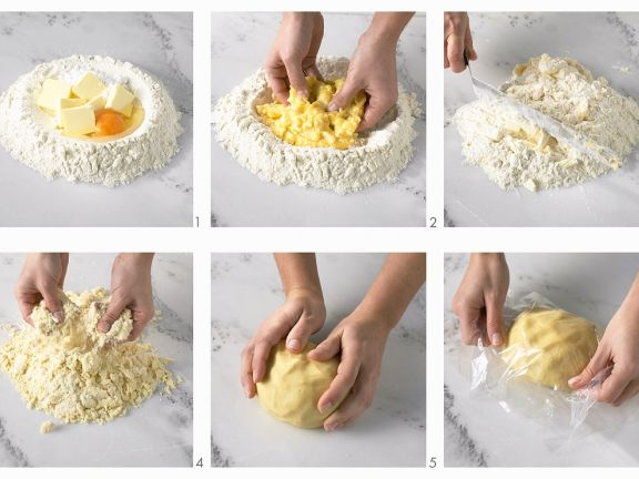 Easy does it: pie dough from scratch