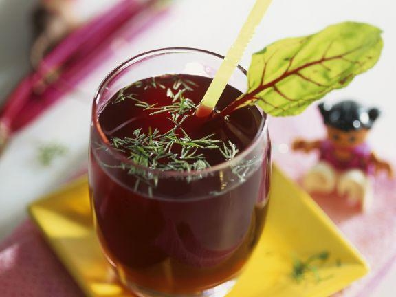 Beet-fennel Juice